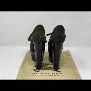 Burberry Shoes - Burberry Prorsum ultra high platform booties